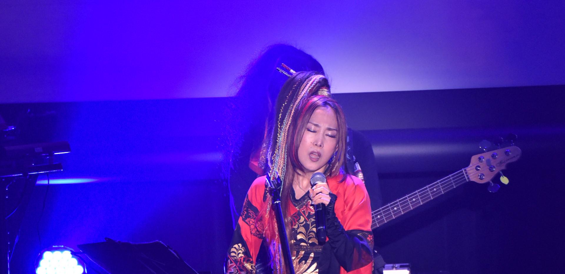 KumikoによるAmazing Grace