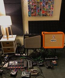 Electric station setup
