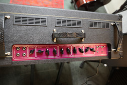 Back of the AC30