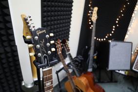 Good studio vibes
