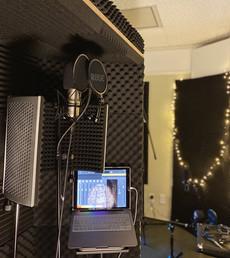 Studio booth