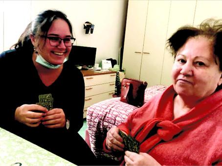 Anna in Italien - Freundschaft mit Giordana