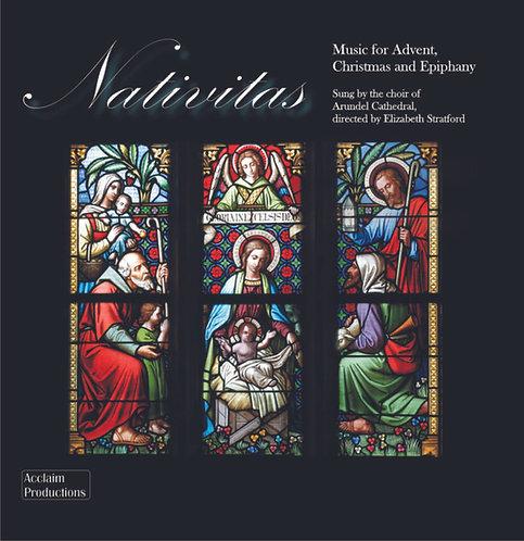 Nativitas - Music for Advent Christmas & Epiphany
