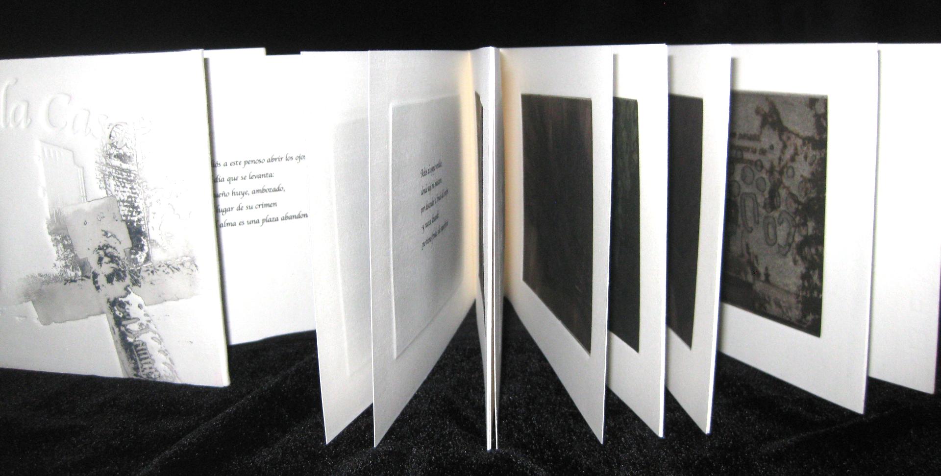 Adiós a la Casa. Poem by Octavio Paz