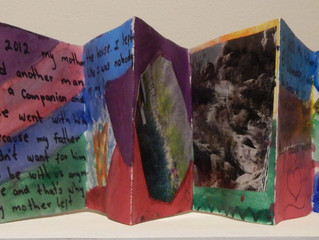 In Maryland, Immigrant Youth Bind Books To Heal Trauma Of Leaving Home
