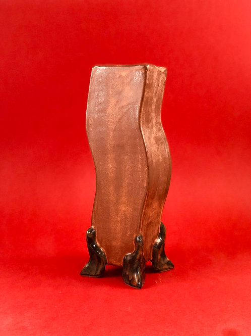 Scarabocchio Footed Vase