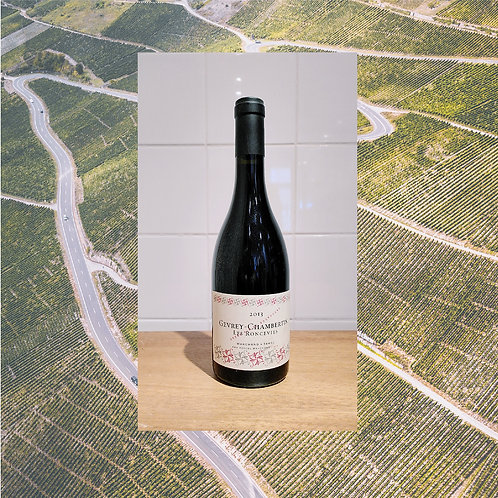 Pascal Marchand - Gevrey-Chambertin Les Roncevies 2013