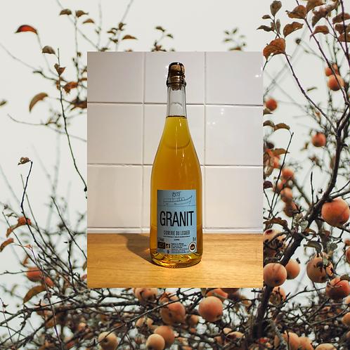 "Cidrerie du Léguer - Cidre ""Granit"" 2019"