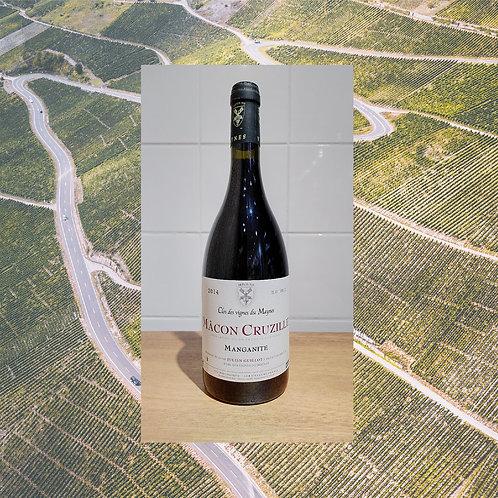 Clos des Vignes du Maynes - Macon-Cruzille Manganite 2014