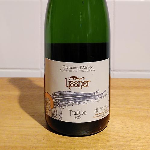 Lissner - Crémant d'Alsace 2016