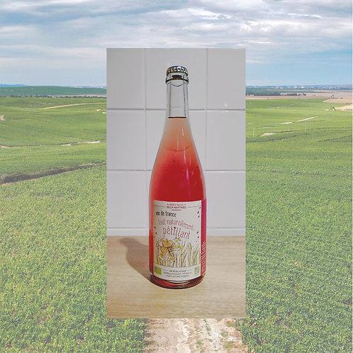 Beck-Hartweg - Tout Naturellement Rosé Pet-Nat