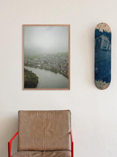 Poster - Mosel, Germany -Landscape