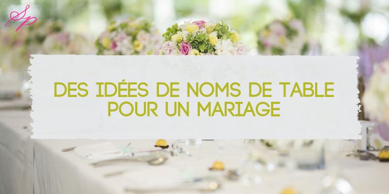 Quel Theme De Table Choisir Pour Son Mariage
