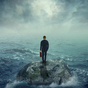 Shelter from the perception of the perfect storm