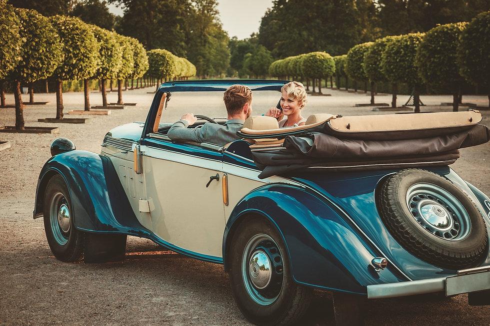 bigstock-Wealthy-couple-in-classic-conv-