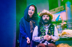 Sarah McCardie and Ross Mann  in Jack an