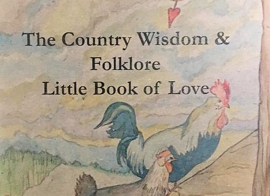 Country Wisdom & Folklore - 'Little Book of Love'
