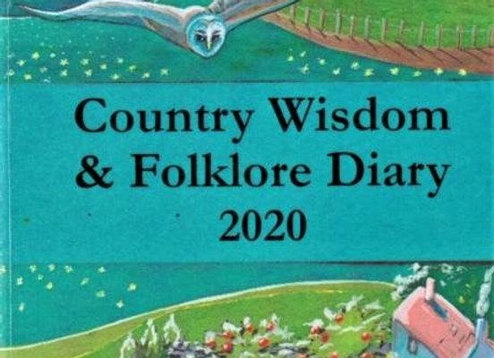 Country Wisdom & Folklore Diary 2020