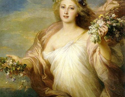 Welcome Ostara Goddess of Springtime