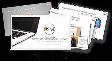 Guía GRATIS para hacer diapositivas profesionales y efectivas
