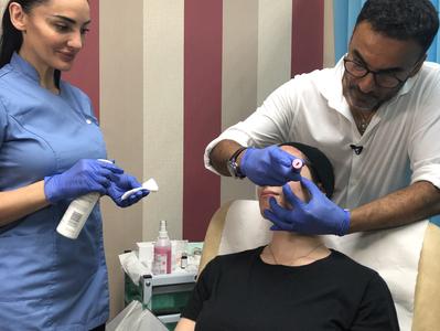 Microneedling for skin rejuvenation