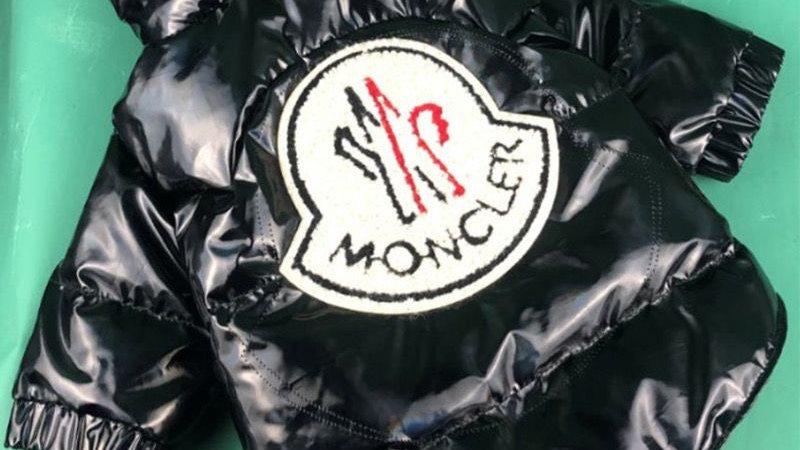 Пуховик Moncler