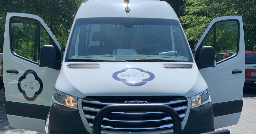 The Mobile Crisis Van