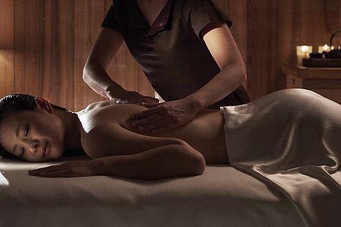 Massage au choix 30min