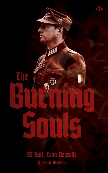(ebook) The Burning Souls by Leon Degrelle