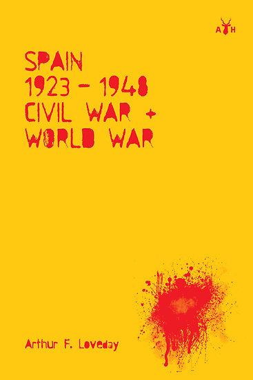 (ebook) Spain 1923 - 1948 Civil War & World War