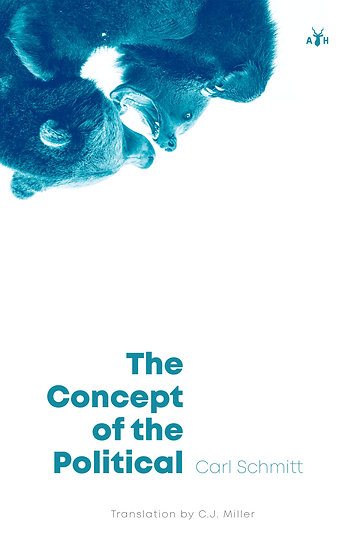 (ebook) The Concept of the Political by Carl Schmitt