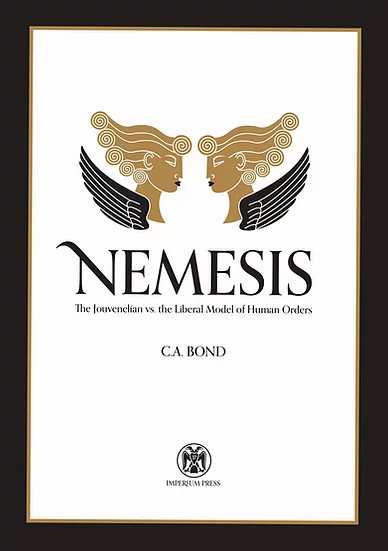 Nemesis by C.A. Bond