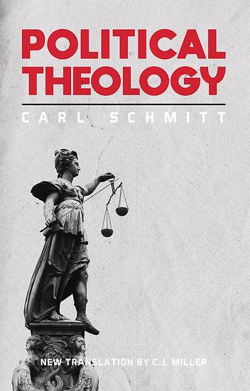 (ebook) Political Theology by Carl Schmitt