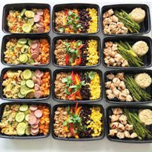 Meal Plan Sunday Program eBook