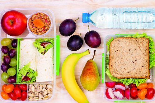 Kid Friendly Back to School: A fun, nut-free, lunchbox-friendly plan. eBook
