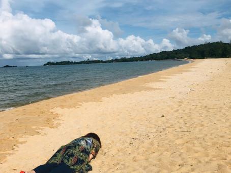 ベトナムハノイ に来ての夏の過ごし方