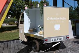 Le tuktuk du Chaudron de Lulu
