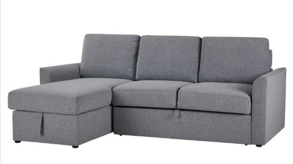 Seattle lefthand storage and sofabed. Also One available in opposite side inGrey