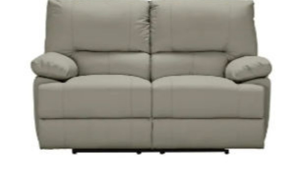 Devlin leather recliner  A set of Two