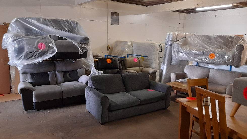 3 seater sofa to clear