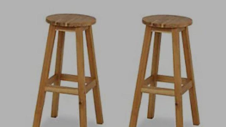 Bar stools set of Two