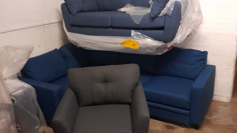 3 seater and 1 seater brand new just out of packaging