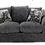 Thumbnail: Pair of Clara 2  Seater Set in Charcoal