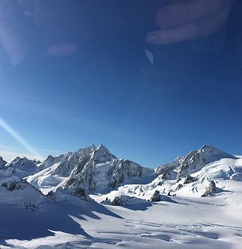 30min Snow Landing Flight, Fox Glacier