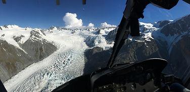 10min Over Flight, Fox Glacier