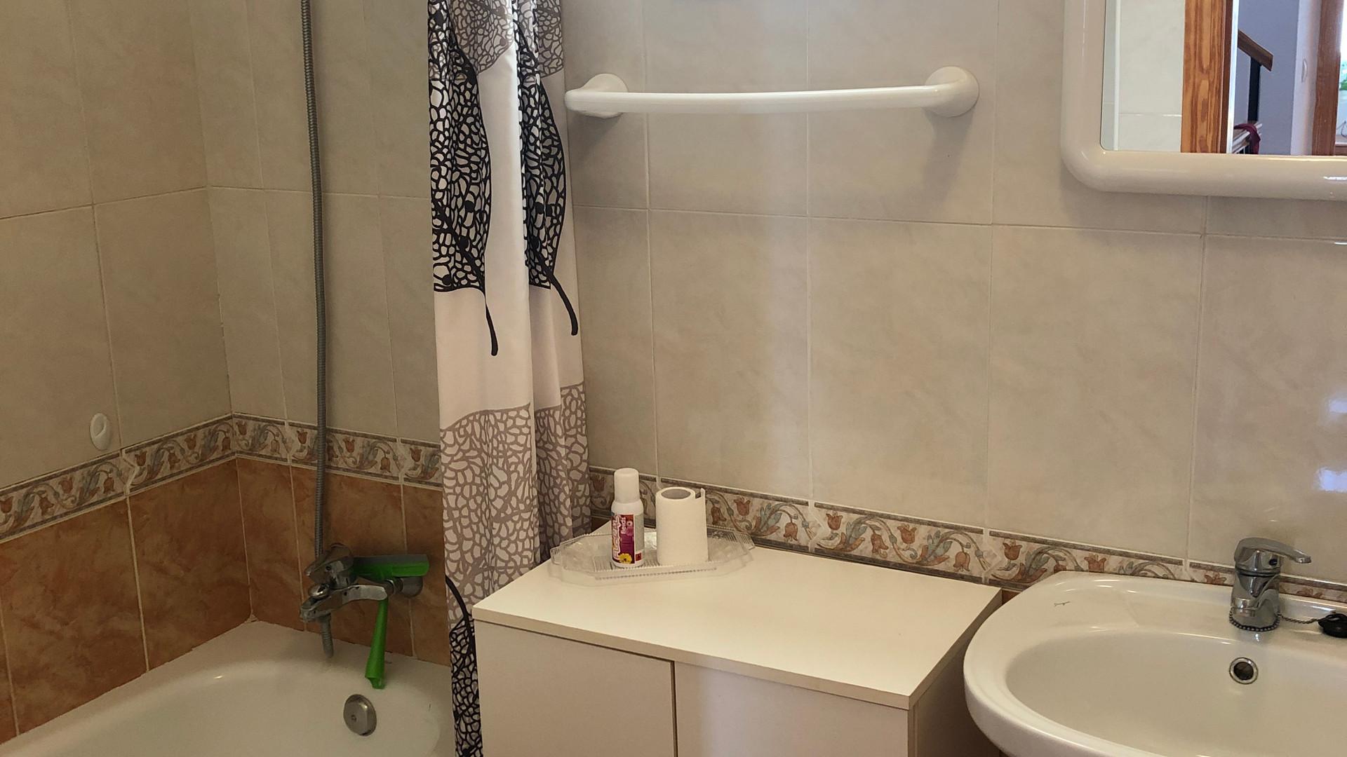 Badeværelse på 1