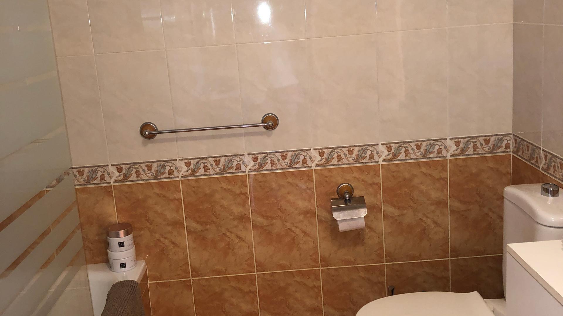 Masterbedrrom badeværelse