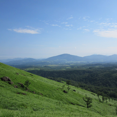 7月12日、夏の高原ハイキング④