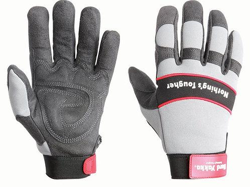 Hard Yakka Armorskin Hawk Synthetic Leather Glove