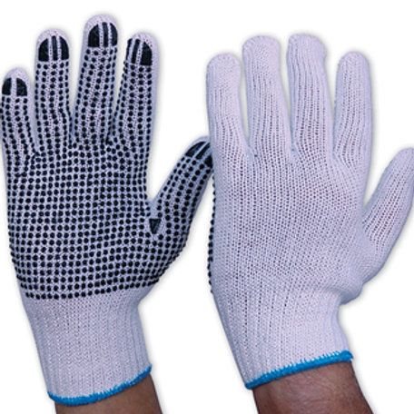 Knitted Poly/Cotton Glove